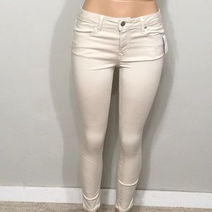 Level 99 Jeans - New LEVEL99 soft stretchy cream jeans. NWOT